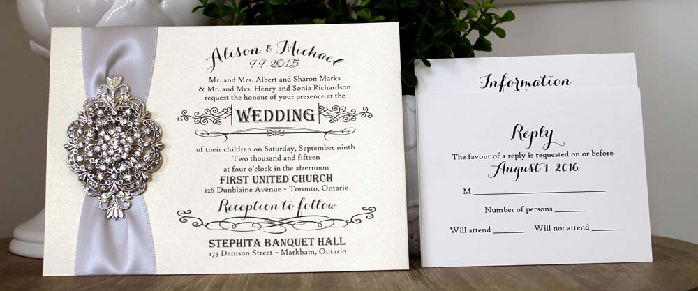 Best Wedding Invitations Online Canada Yaseen for – Custom Wedding Invitations Canada