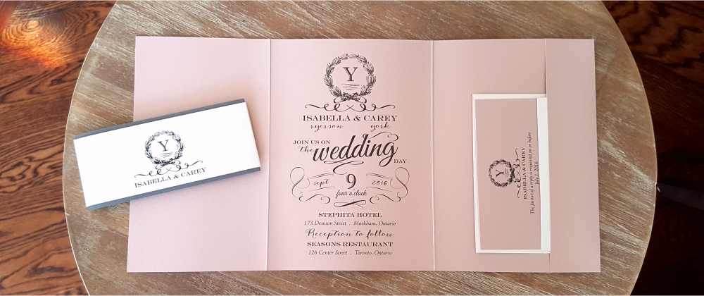 Wedding Invitations Toronto